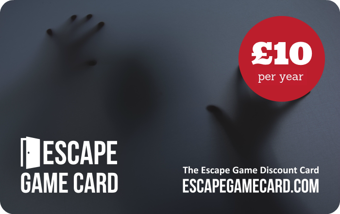 The Escape Game Card